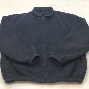 Polo by Ralph Lauren vintage fleece zip jacket XL